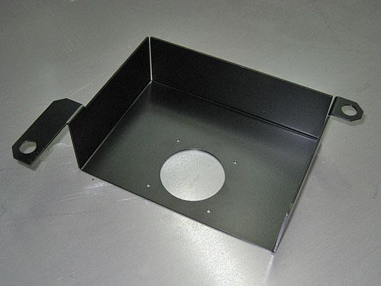 ■バルブカバー:黒クロメート、t2.0mm